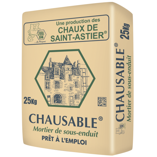 ASTIER Mortier CHAUSABLE 25KG