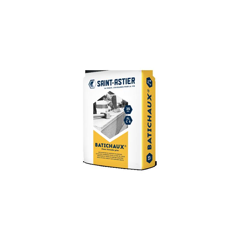 ASTIER Chaux grise BATICHAUX 35KG