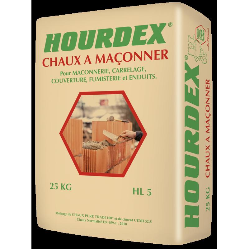 ASTIER Chaux Grise HOURDEX 25KG