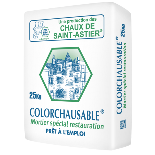 ASTIER COLORCHAUSABLE TF 25KG