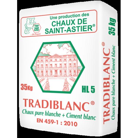 ASTIER Chaux TRADIBLANC 35KG
