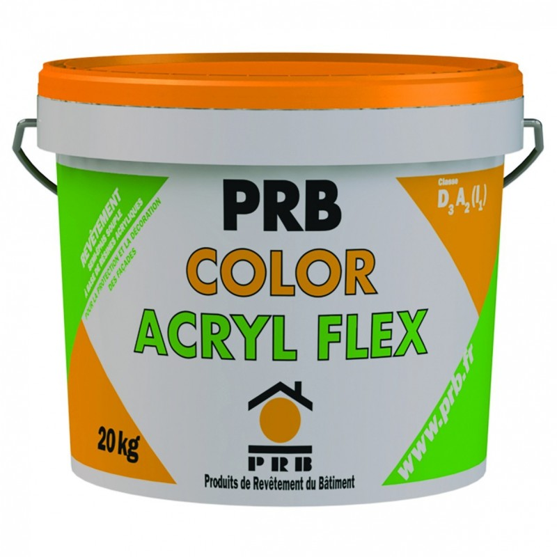 COLOR ACRYL FLEX 20KG