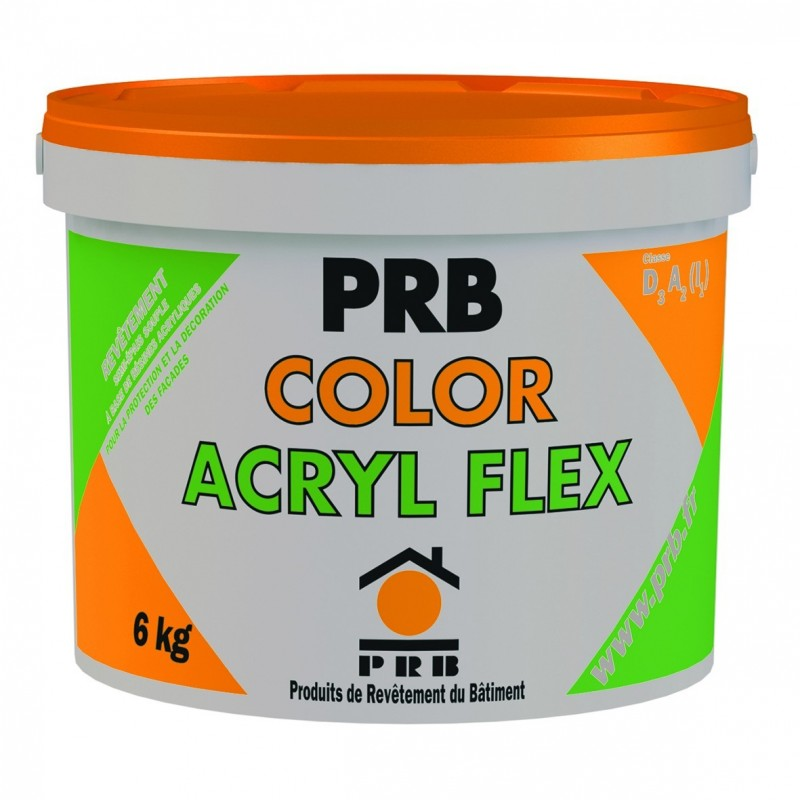 COLOR ACRYL FLEX 6KG