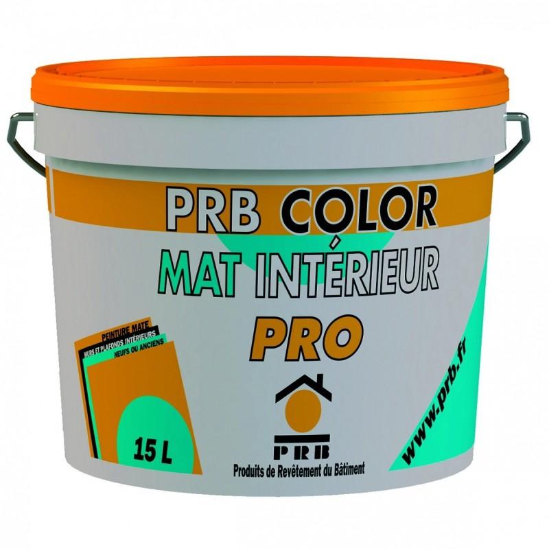COLOR MAT INTÉRIEUR PRO 15L