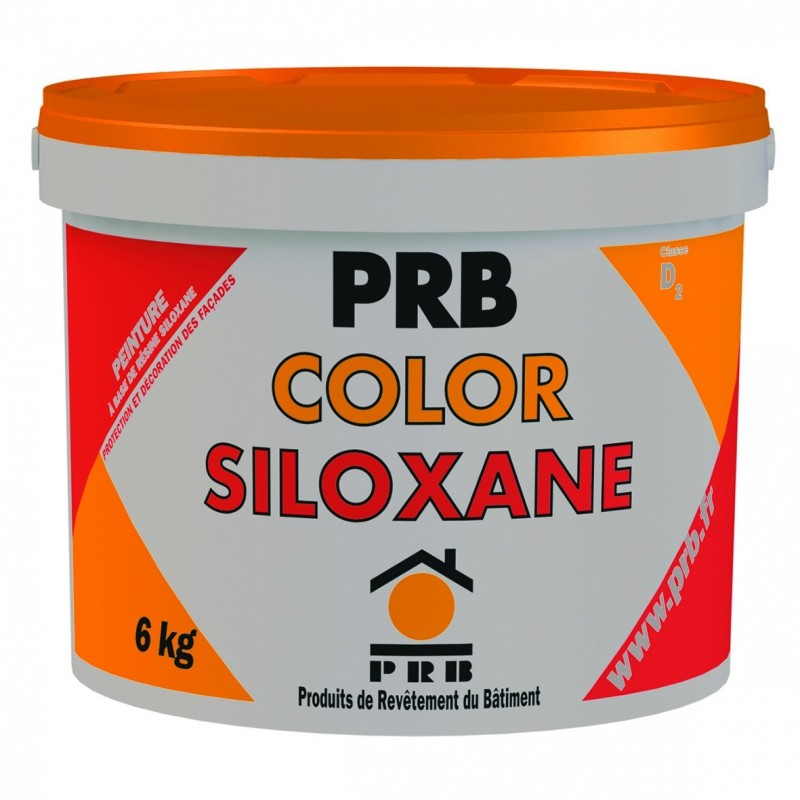 COLOR SILOXANE 6KG