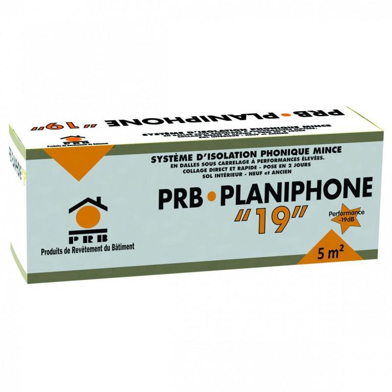 KIT PLANIPHONE 19 FLEX/SOUPLE 5 M²