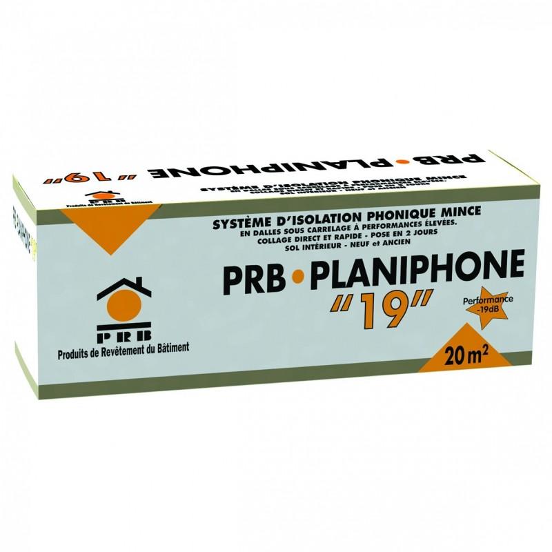 KIT PLANIPHONE 19 ST FLUID HPR/HPR 20 M² GRIS