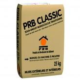 PRB CLASSIC FIN 25KG - Sous enduit monocouche
