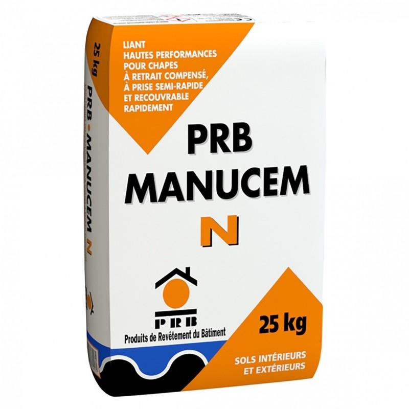 PRB MANUCEM N 25KG