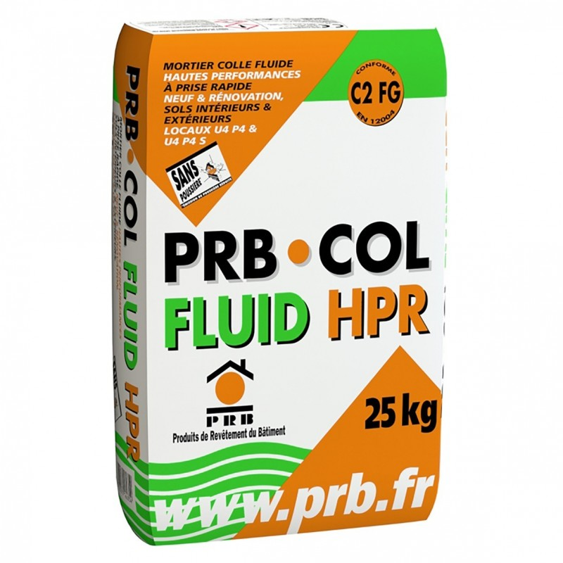 PRB.COL FLUIDE HPR 25KG