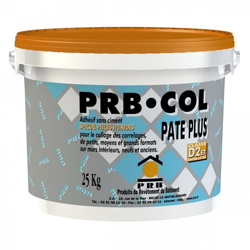 PRB.COL PÂTE PLUS 25KG