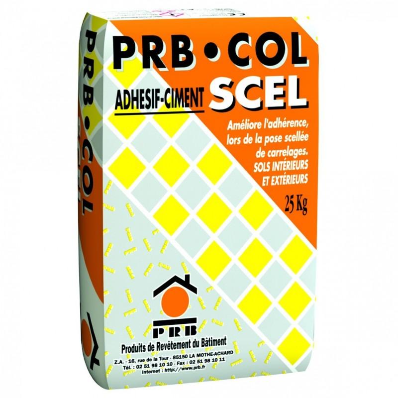 PRB.COL SCEL GRIS 25KG