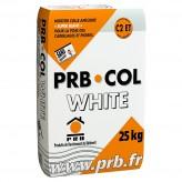 PRB.COL WHITE 25KG