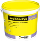 COLLE WEBER.SYS ACOUSTIC 18KG