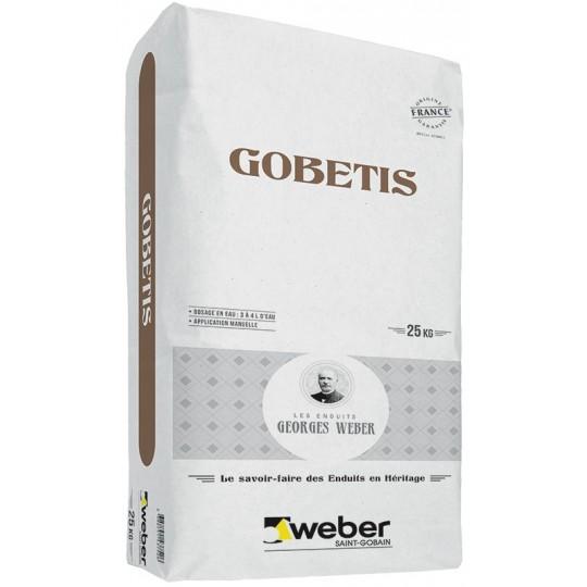 GOBETIS 25KG (WEBER.MEP GOBETIS)