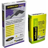 KIT WEBER.SYS IMPACT 5M² + WEBERCOL FLUID