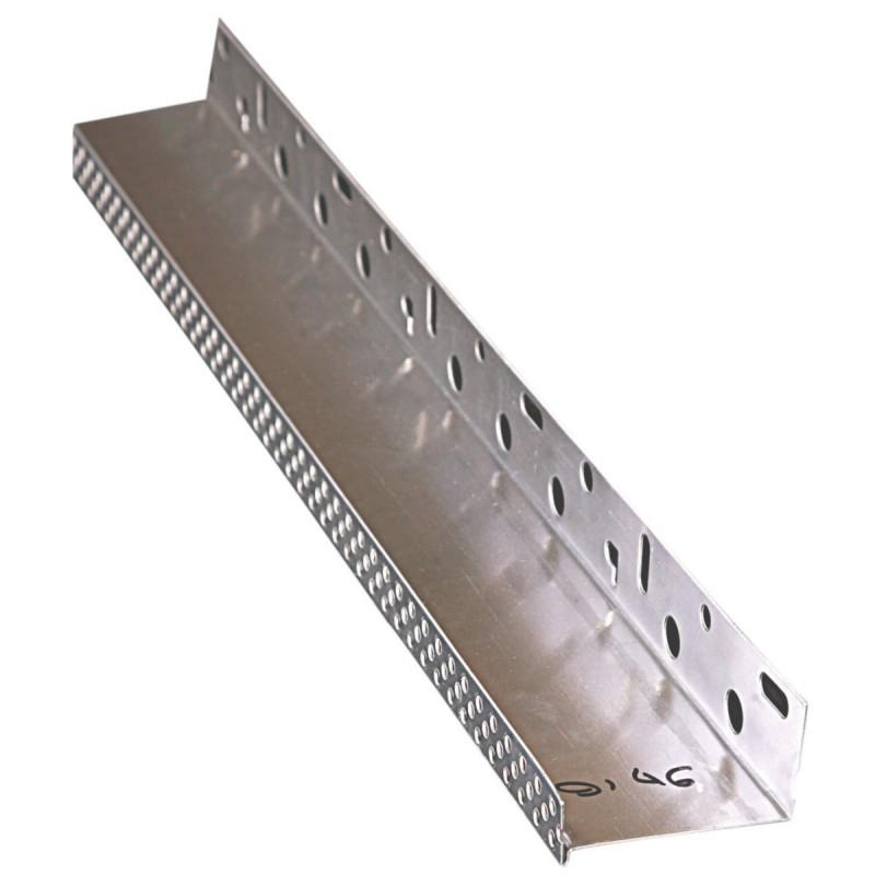 RAIL DE DÉPART ALU W.THERM - 2,5ML - Lot de 4, 6 ou 10 pièces
