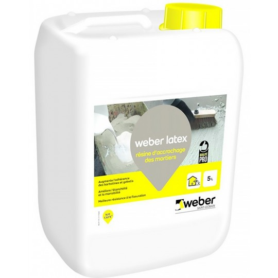 WEBER LATEX 5L