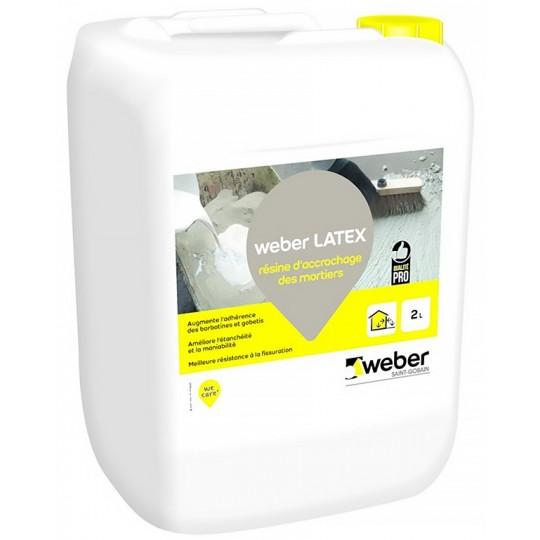 WEBER LATEX 6X2L