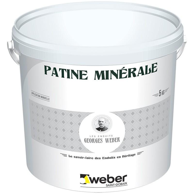 WEBER PATINE MINÉRALE 5KG (WEBER.UNITON PATINE)
