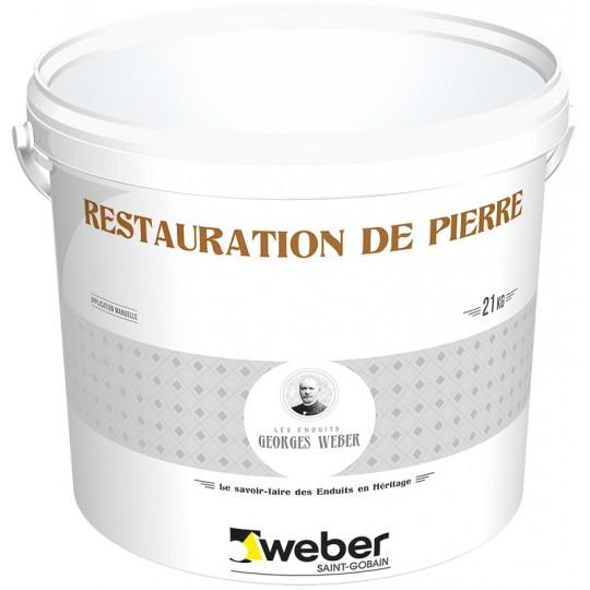 WEBER RESTAURATION DE PIERRE DM 21KG (WEBER.CIT RESTAUR DM)