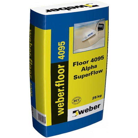 WEBERFLOOR 4095 25KG
