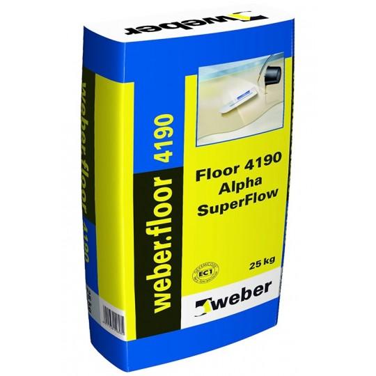 WEBERFLOOR 4190 25KG