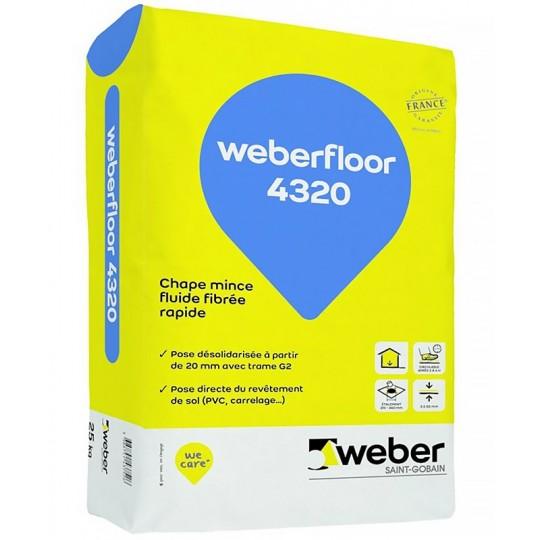 WEBERFLOOR 4320 25KG