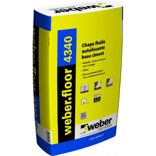 WEBERFLOOR 4340 35KG