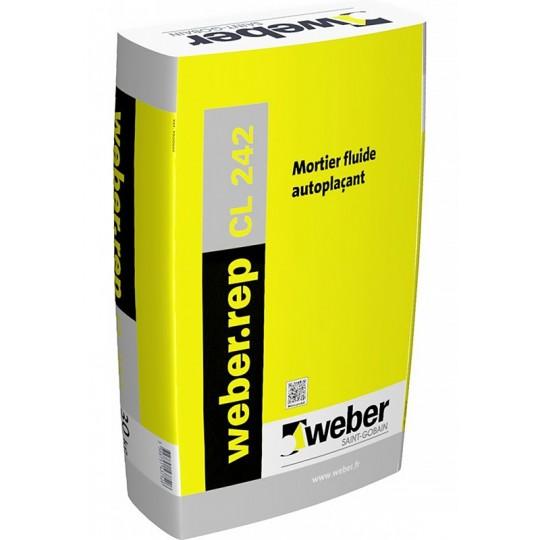 WEBEREP CL 242 25KG