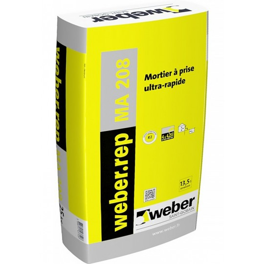 WEBEREP MA 208 25KG