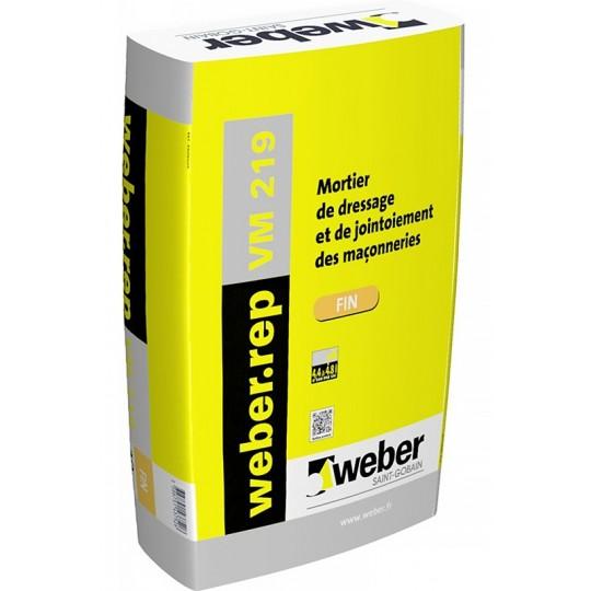 WEBEREP VM 219 FIN 25KG