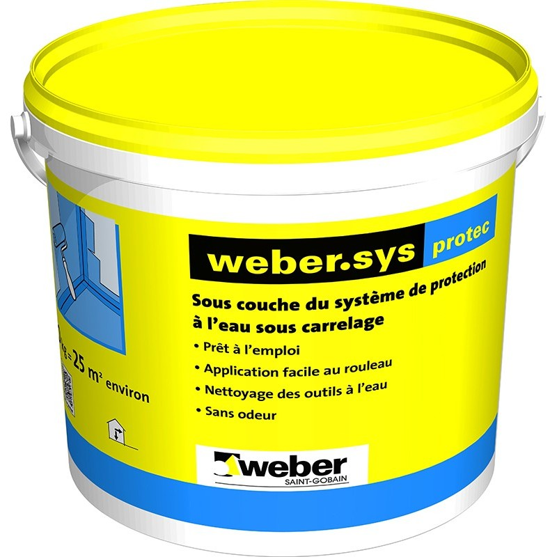 WEBERSYS PROTEC 20KG