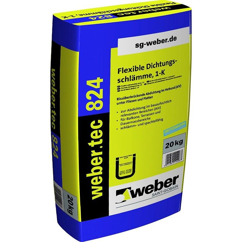 WEBERTEC 824 20KG