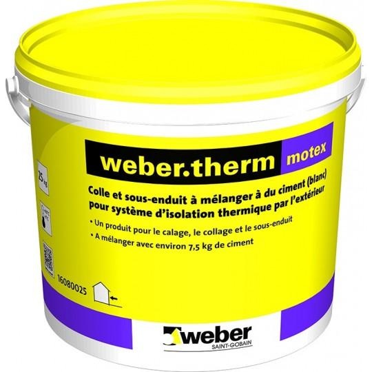 WEBERTHERM MOTEX 25KG