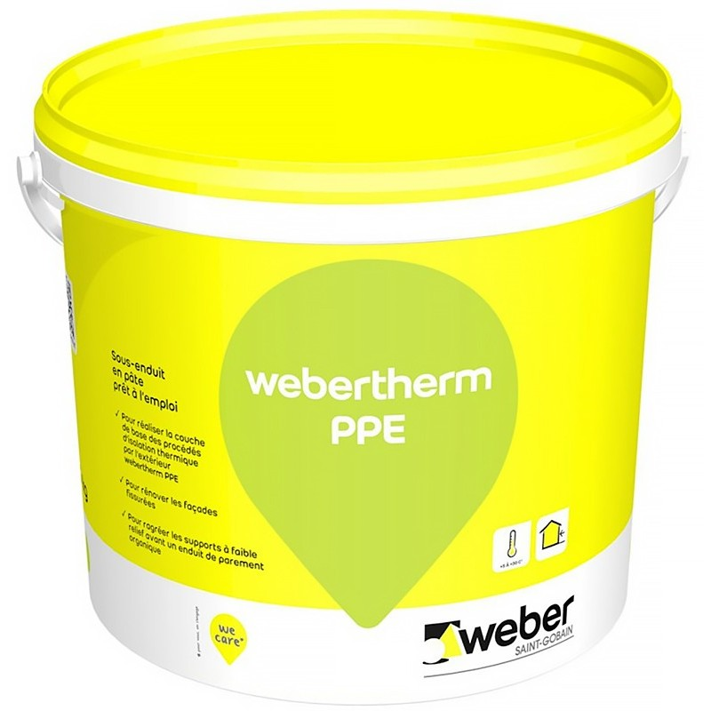 WEBERTHERM PPE 25KG