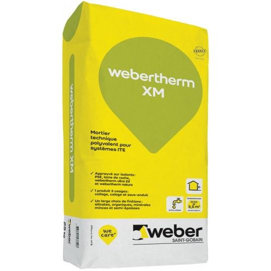 WEBERTHERM XM 25KG
