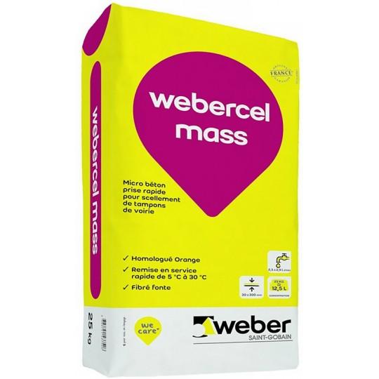 WEBERCEL MASS 25KG (WEBER.CEL MASS)