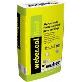 WEBERCOL FLUID - GRIS - 25KG (WEBER.COL FLUID)
