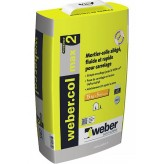WEBERCOL MAX² - GRIS - 15KG (WEBER.COL MAX²)