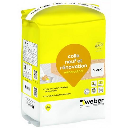 WEBERCOL PRO 5KG (WEBER.COL PRO)