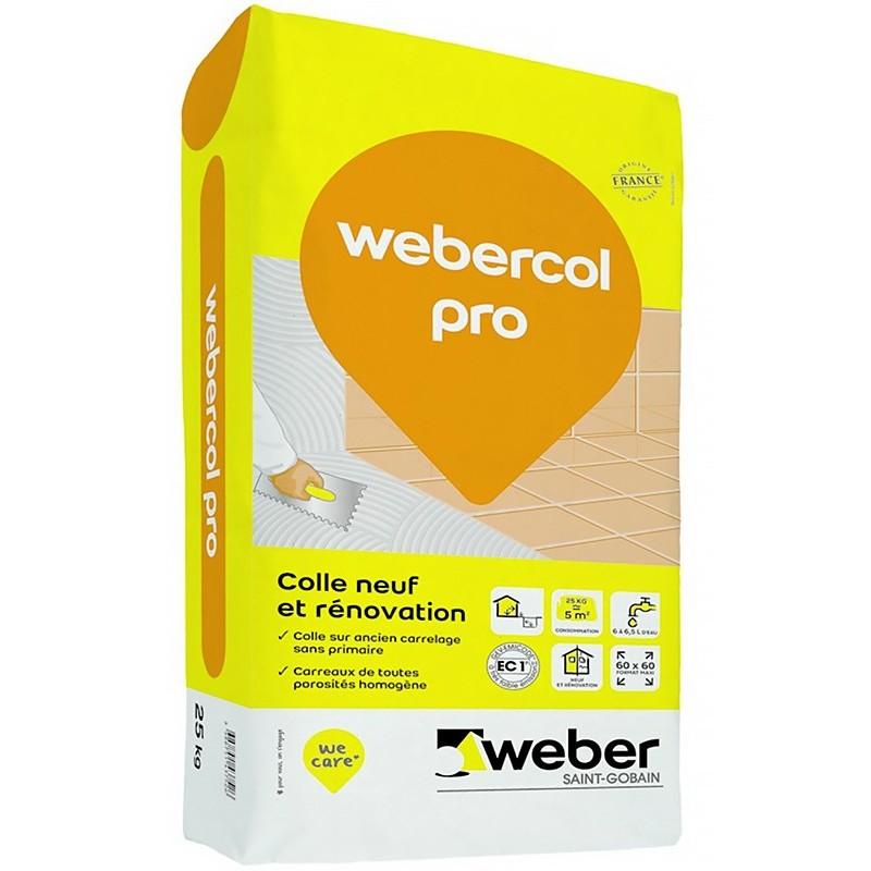 WEBERCOL PRO 25KG (WEBER.COL PRO)