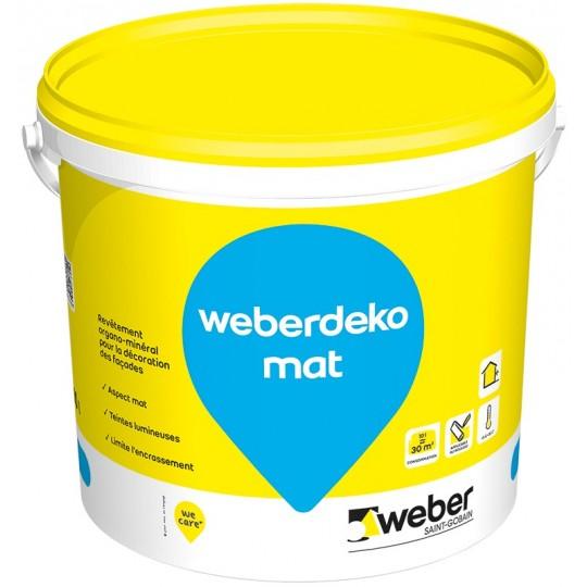 WEBERDEKO MAT 10L (WEBER.TENE COLOR)
