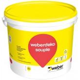 WEBERDEKO SOUPLE 20KG (WEBER.PLAST SOUPLE)