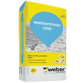 WEBERDRESS CLAIR 25KG (WEBER.DRESS CLAIR)