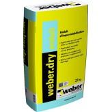WEBERDRY ENDUIT 25KG (WEBER.DRY ENDUIT)