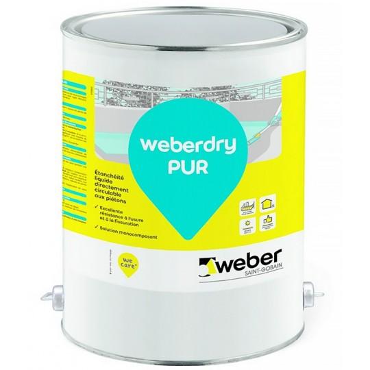 WEBERDRY PUR 25KG