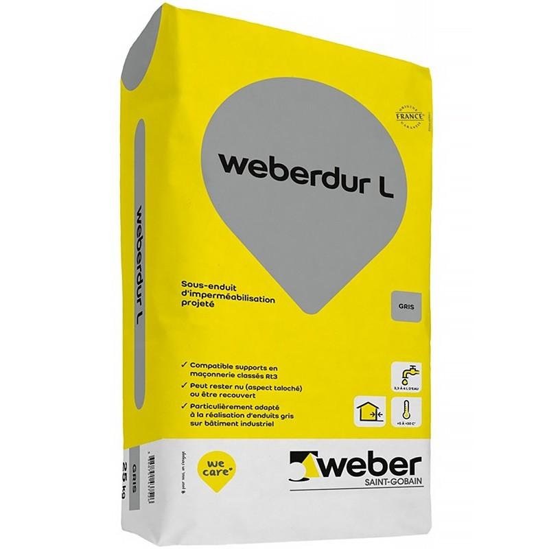 WEBERDUR L 25KG (WEBER.DUR L)