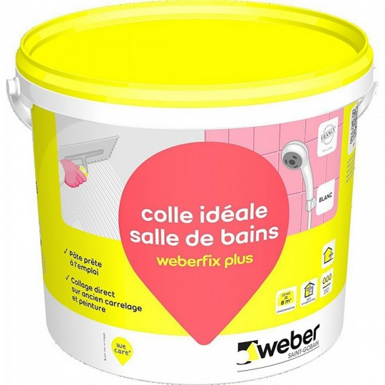 WEBERFIX PLUS 25KG (WEBER.FIX PLUS)
