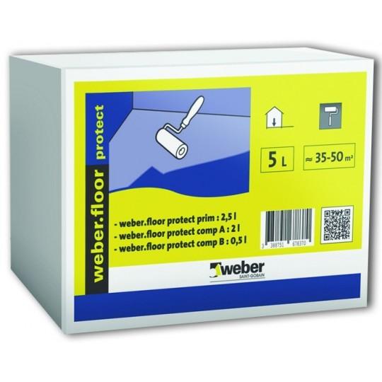 WEBERFLOOR PROTECT KIT 5KG (WEBER.FLOOR PROTECT)